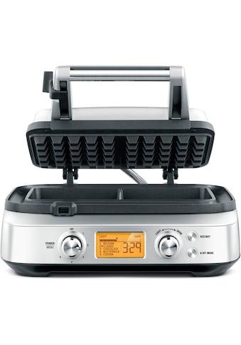 Sage Waffeleisen »SWM620BSS the Smart Waffle Pro«, 1000 W kaufen