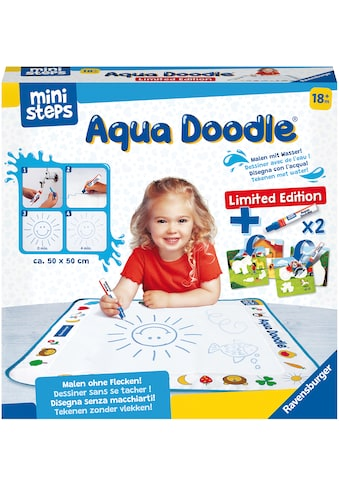 Ravensburger Kreativset »ministeps® Aqua Doodle® Limited Edition«, inkl. 2 Stiften; Made in Europe kaufen