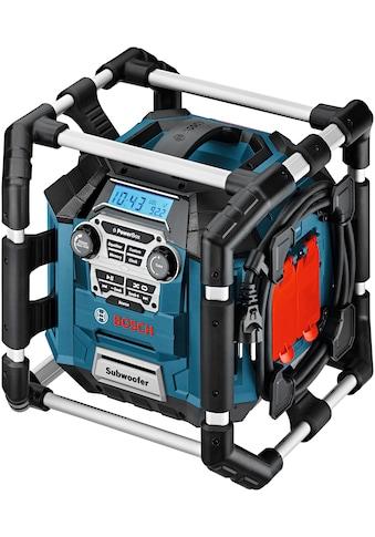BOSCH PROFESSIONAL Baustellenradio »GML 20« kaufen