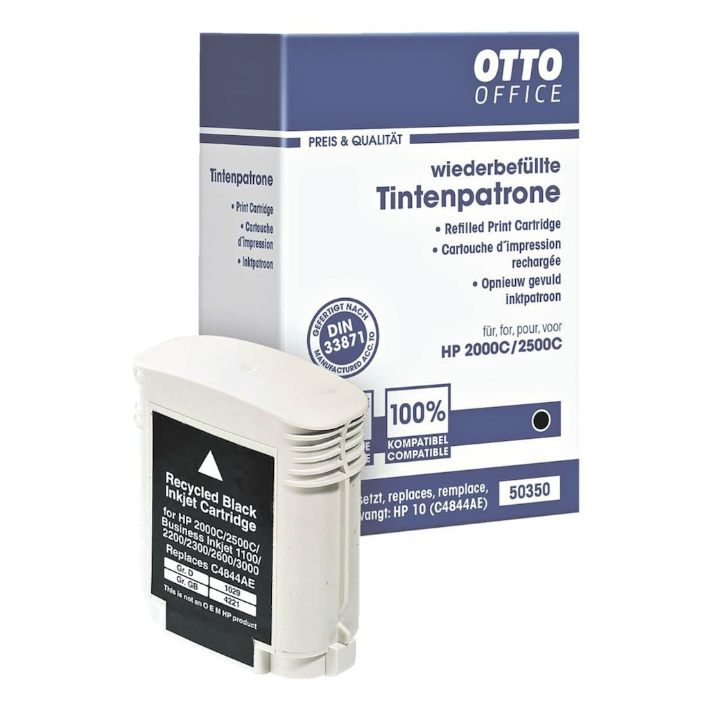 Otto Office Tintenpatrone ersetzt HP Nr. 10