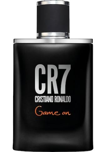 "CRISTIANO RONALDO Eau de Toilette ""Game On"" kaufen"