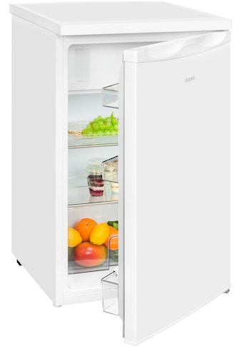 exquisit Kühlschrank »KS 16-1.1 A+++«, KS 16-1.1 A+++, 84,5 cm hoch, 56 cm breit kaufen