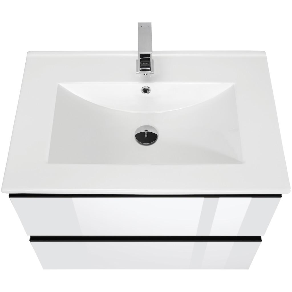 CYGNUS BATH Waschtisch »Spazio«, Breite 80 cm