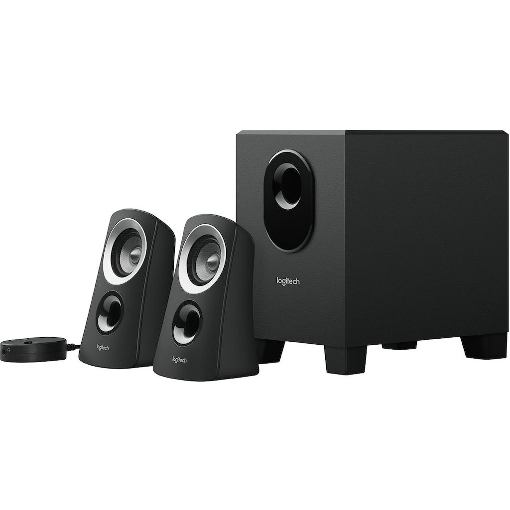 Logitech 2.1 Soundsystem »Speaker System Z313«