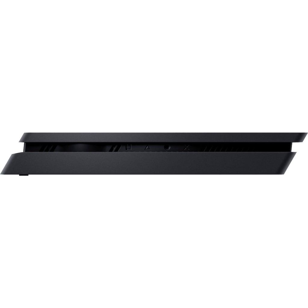 PlayStation 4 Konsolen-Set »Slim«, inkl. Spiderman Miles Morales