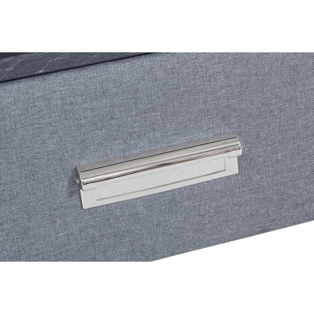 Westfalia Schlafkomfort Nachtkonsole »Brilon«, mit indirekter LED-Beleuchtung