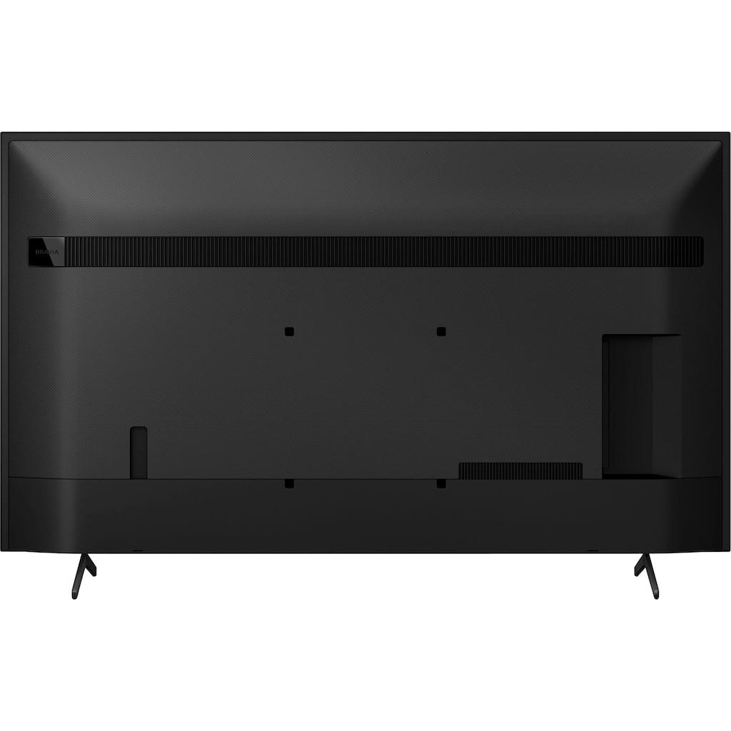 "Sony LCD-LED Fernseher »KD-75X81J«, 189 cm/75 "", 4K Ultra HD, Smart-TV"