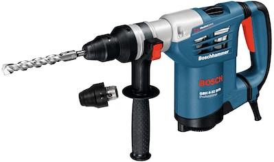 Bosch Professional Powertools Bohrhammer »GBH 4-32 DFR«, mit Schnellspannbohrfutter,... kaufen