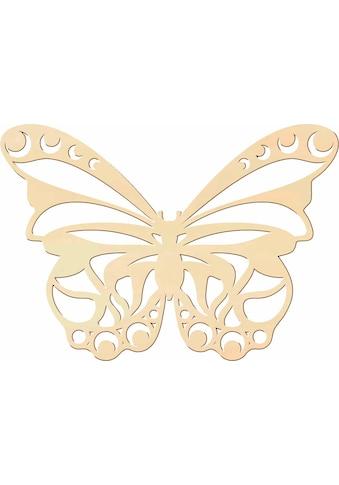 Wall - Art Dekoobjekt »Schmetterling« kaufen