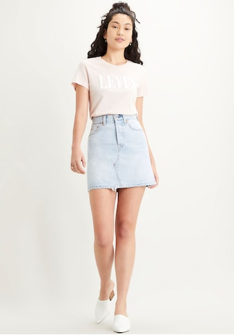 Levi's® Jeansrock »deconstructed Iconic Bf Skirt« kaufen