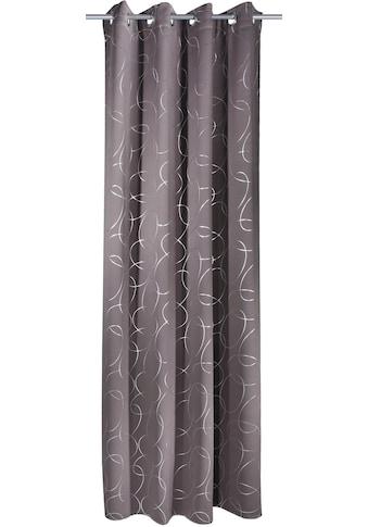 Vorhang, »Calw«, WILLKOMMEN ZUHAUSE by ALBANI GROUP, Ösen 1 Stück kaufen