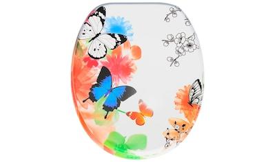 Sanilo WC-Sitz »Butterfly«, mit Absenkautomatik kaufen