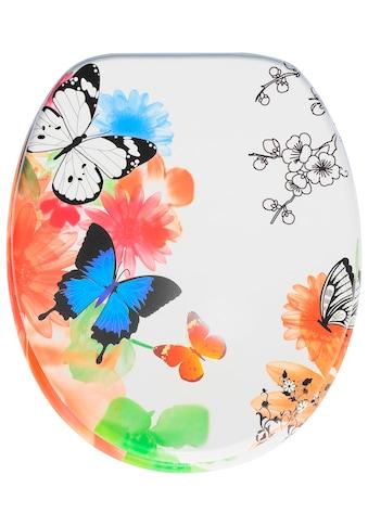 Sanilo WC - Sitz, »Butterfly« kaufen