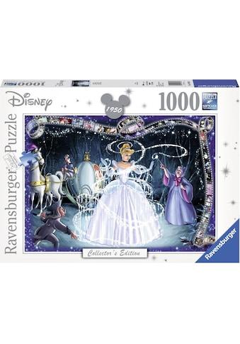 Ravensburger Puzzle »Disney Cinderella«, Made in Germany, FSC® - schützt Wald - weltweit kaufen