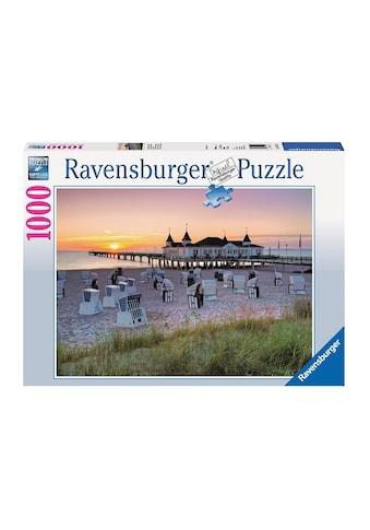 Ravensburger Puzzle »Ostseebad Ahlbeck, Usedom«, Made in Germany, FSC® - schützt Wald... kaufen