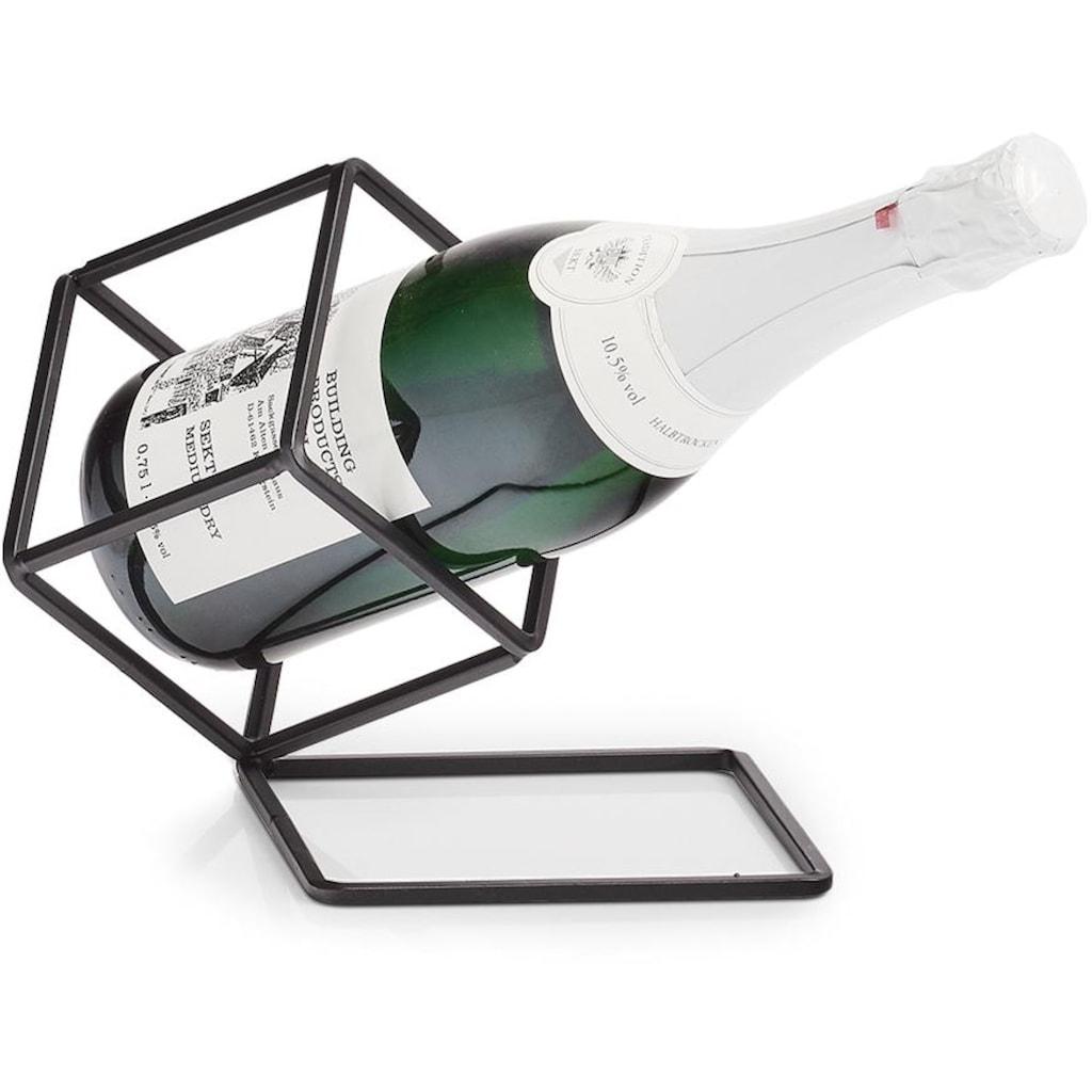 Zeller Present Weinflaschenhalter, für 1 Flasche