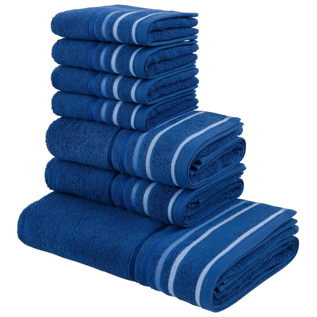 Handtuch Set, »Niki«, my home (Set)
