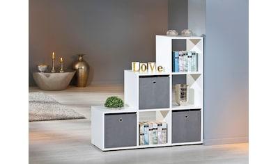 Home affaire Raumteilerregal »Nullo« kaufen