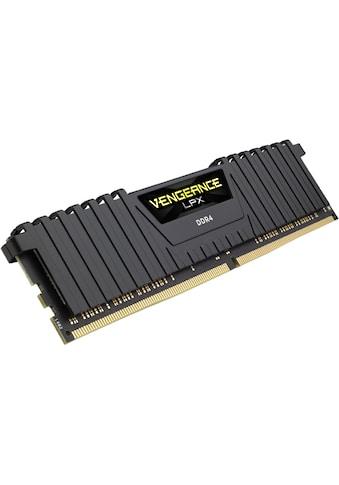 Corsair PC-Arbeitsspeicher »VENGEANCE® LPX Speicherkit 16 GB (2 x 8 GB) DDR4 DRAM... kaufen