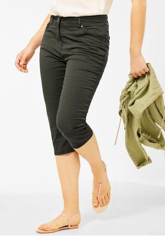 Cecil 3/4-Hose »Style Vicky«, im 5-Pocket-Design kaufen