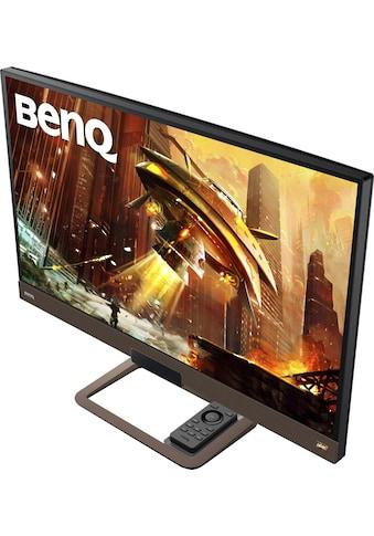 "BenQ LED-Monitor »EX2780Q«, 68,6 cm/27 "", 2560 x 1440 px, WQHD, 5 ms Reaktionszeit,... kaufen"