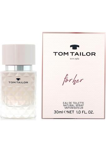 """TOM TAILOR Eau de Toilette """"for her"""" kaufen"""