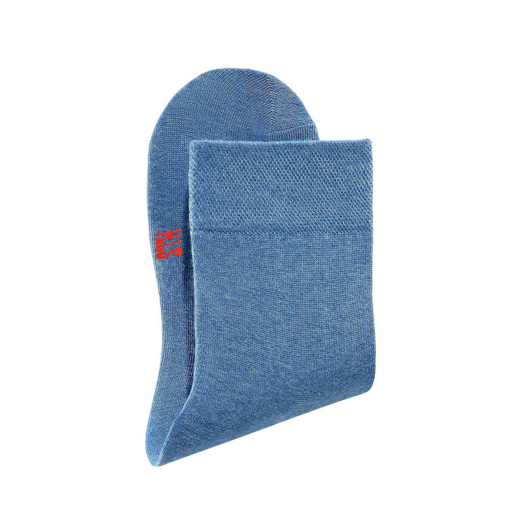 H.I.S Socken, (Dose, 8 Paar), in der Geschenkdose