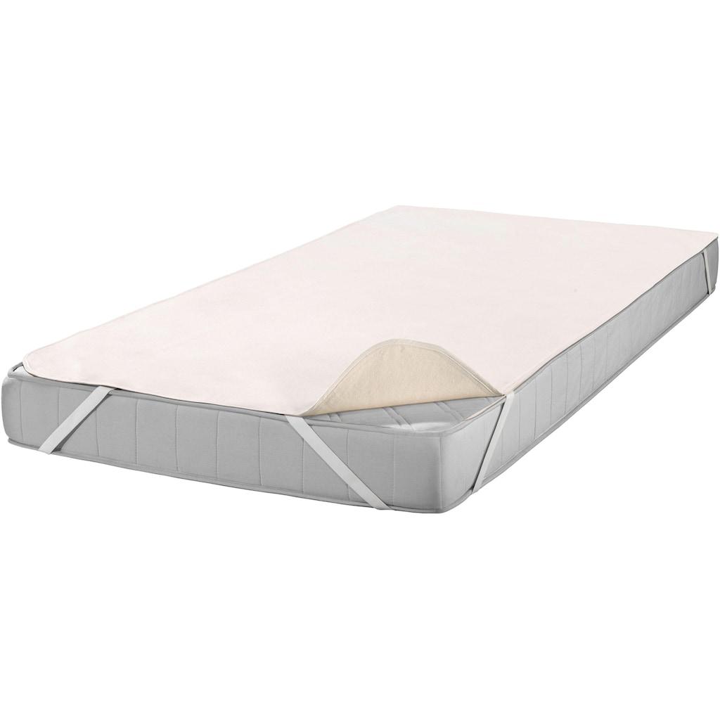 SETEX Matratzenauflage »Matratzenauflage Molton Spann, SETEEX, Baumwolle«, im günstigen 2er- oder 4er-Set