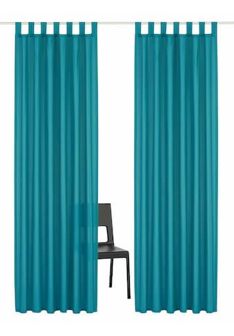 Vorhang, »Parry«, Home affaire, Schlaufen 2 Stück kaufen
