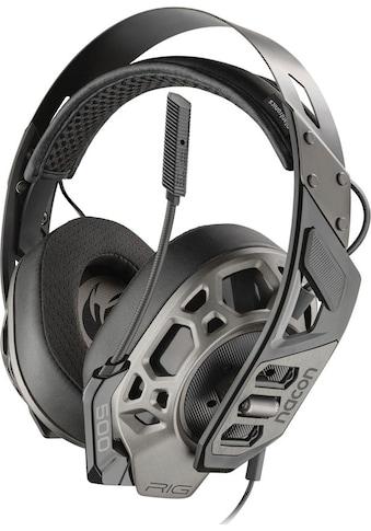 nacon Gaming-Headset »Nacon RIG 500 PRO HS«, unidirektional-Sinal-Rausch-Verhältnis... kaufen