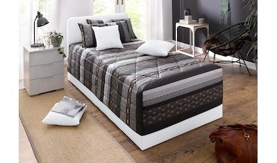 Westfalia Schlafkomfort Polsterbett, wahlweise mit Bettkasten kaufen