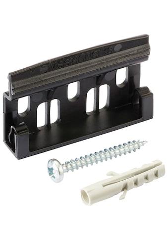 MODERNA Packung: Sockelleisten - Befestigungsclips für ASL / HSL / DSL, 50 Stk. kaufen