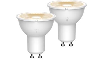 Nordlux LED-Leuchtmittel »Smartlight«, GU10, 1 St., Farbwechsler, Smart Home Steuerbar, Lichtstärke, Lichtfarbe, mit Wifi oder Bluetooth kaufen