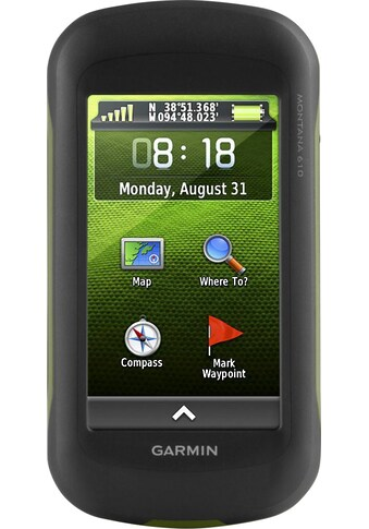 Garmin Outdoor-Navigationsgerät »Montana 610« kaufen