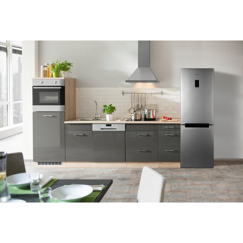 Samsung Kühl-/Gefrierkombination »RB30J3215WW«, No Frost