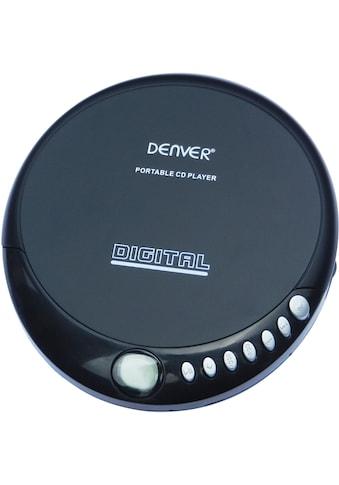 Denver Portabler CD - Player »DM - 24« kaufen
