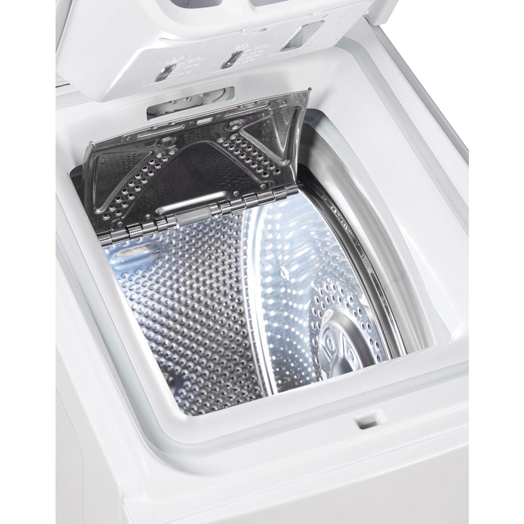 Privileg Family Edition Waschmaschine Toplader »PWT E612531P N (DE)«, PWT E612531P N (DE), 6 kg, 1200 U/min, 50 Monate Herstellergarantie