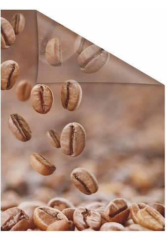 LICHTBLICK ORIGINAL Fensterfolie »Kaffee«, 1 St., blickdicht, strukturiertKlebepunkte,... kaufen