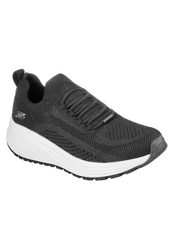Skechers Slip-On Sneaker »BOBS SPARROW 2.0 - ALLEGIANCE CREW«, mit sockenähnlichem... kaufen
