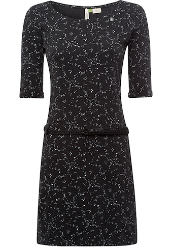 Ragwear Shirtkleid »TAMY B ORGANIC«, (2 tlg., mit abnehmbarem Gürtel), mit... kaufen