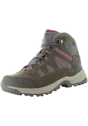 Hi-Tec Wanderschuh »O006465-041«, HI-TEC Bandera Lite WP Womens braun/pink kaufen