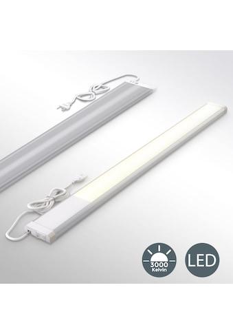 B.K.Licht LED Unterbauleuchte, LED-Board, Warmweiß, LED Unterbaulampe Lichtleiste... kaufen