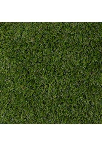 Andiamo Kunstrasen »Kreta«, rechteckig, 32 mm Höhe, Meterware Breite 400 cm, uni,... kaufen
