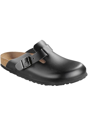 Birkenstock Sandale »60193«, Boston NL Schwarz kaufen