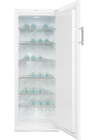 exquisit Kühlschrank »GKS31-V-H-280F weiss« kaufen