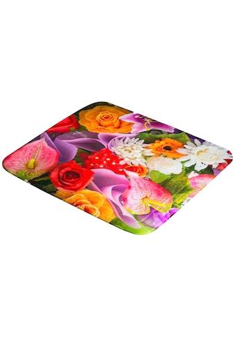 Kleine Wolke Duscheinlage »Blütenmeer«, ruschhemmende Duscheinlage kaufen