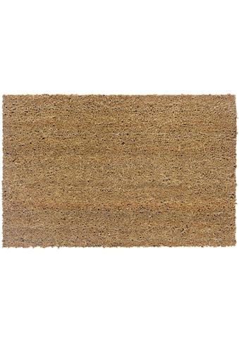 ASTRA Fußmatte »Kokosvelours 103«, rechteckig, 24 mm Höhe, Schmutzfangmatte,... kaufen