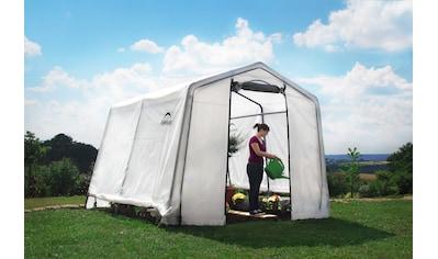 SHELTERLOGIC Folien - Gewächshaus BxT: 300x300 cm kaufen