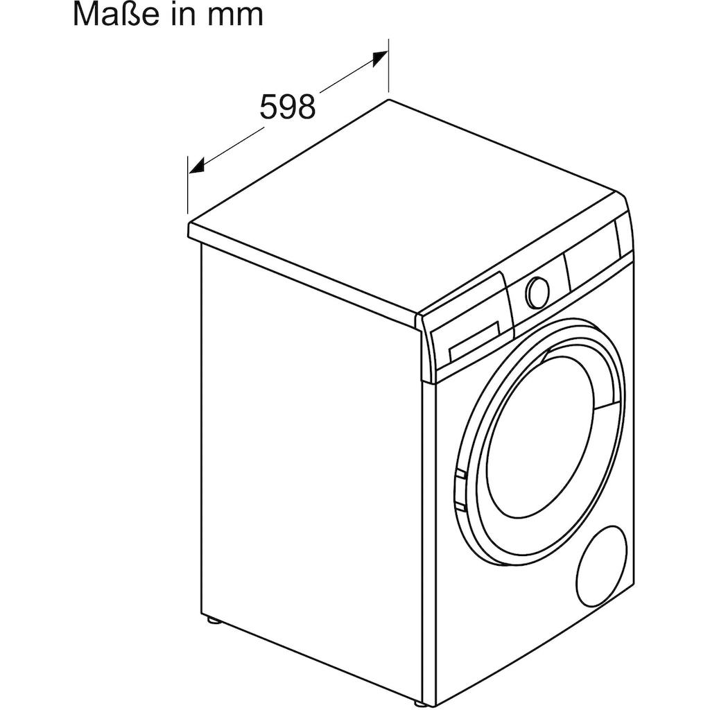 SIEMENS Waschtrockner »WN34A140«