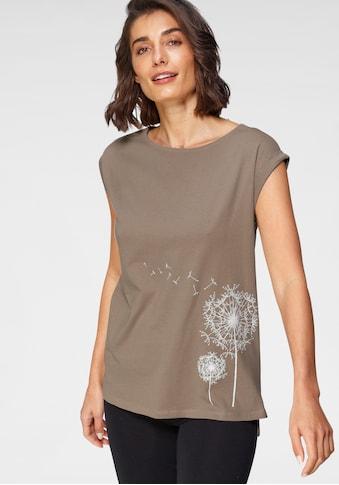 Boysen's T-Shirt, Mit seitlichem Aufdruck kaufen